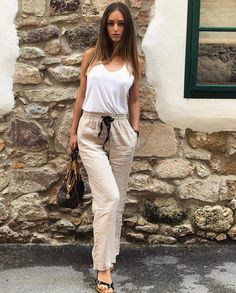 Laid Back Style, Harem Pants, Fashion, Moda, Fashion Styles, Harlem Pants, Fashion Illustrations, Harem Trousers