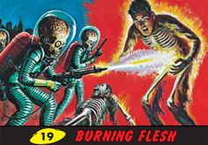 A inspiração de Tim Burton para Marte Ataca! - IdeaFixa