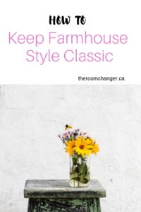 How to keep Farmhouse Style Classic - The Room Changer Classic Home Decor, Easy Home Decor, Classic House, Classic Style, Farmhouse Style, Farmhouse Decor, Farmhouse Renovation, Farmhouse Lighting, Farmhouse Furniture