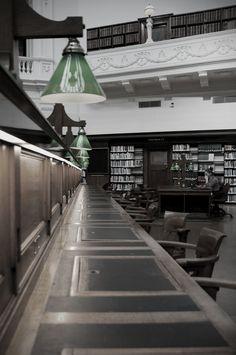 State Library of Victoria, Australia