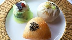 Yan Hoh Teen at InterContinental Hotel is one the best places for dim sum in Hong Kong.