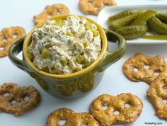 Dill Pickle Dip + VIDEO
