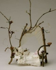 tree bed by emi. tsuboi