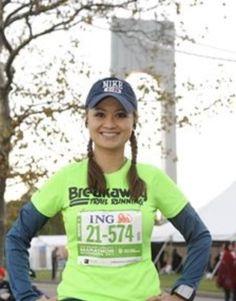 2012 June Breakaway Running Runner of the Month - Ying Malady #Ultra #running #runner #femalerunners #motivation #inspiration #run #advice #5ktoUltra #Memphis #memrun