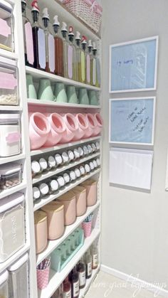 From Great Beginnings | Designing my Walk-in Pantry | http://www.fromgreatbeginnings.com