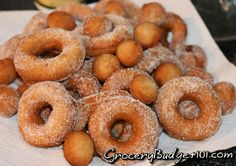 Buneolos, also known as mexican donuts are popular for their delicious, melt in your mouth flavor. These soft, cake like spiced doughnuts are easy to make.