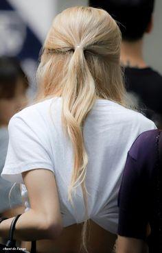 Black Pink Kpop, Baddie Hairstyles, Rose Hair, Blackpink Photos, Blackpink Fashion, Jennie Blackpink, Ulzzang Girl, Hair Cuts, Hair Beauty