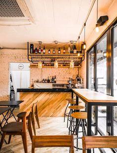 [053] 카페같은 한식당 인테리어 디자인 / 이태원 한식집 : 네이버 포스트