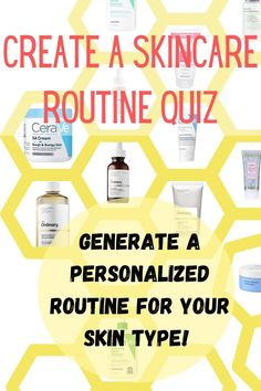 Skincare Routine Quiz: Discover The Perfect Products For You! Skin Routine, Skincare Routine, Water Based Foundation, Oily Skincare, Milk Cleanser, Sensitive Skin Care, Acne Prone Skin, Acne Scars, Beauty Products