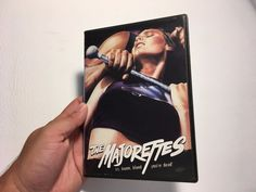 The Majorettes DVD Bill Hinzman Sueanne Seamens Kevin Kinklin Horror OOP Rare
