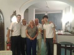 #Summer 2014 - Our #guests    Thank you @Jeni Maran to booked, one more time, a #room for next June!    See you during the 2015 summer time and in the meantime a big hug from the Europa staff :)