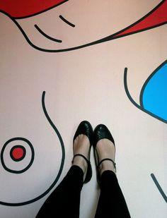 hotel fox copenhagen Floor Design, Copenhagen, Character Shoes, Fox, Dance Shoes, Walls, Wallpaper, Places, Travel