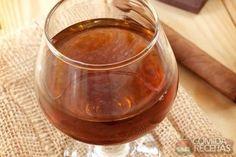 Receita de Licor de cacau em receitas de bebidas e sucos, veja essa e outras receitas aqui!