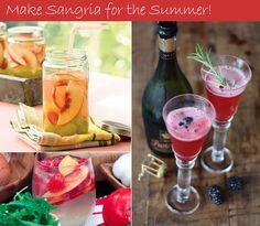 Prosecco cocktails  #cocktails #weddingcocktails #signaturedrinks