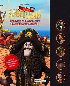 Kaptein Sabeltann | ARK Bokhandel Ark, Movies And Tv Shows, Film, Blog, Movie Posters, Watch Movies Online Streaming, Animation Movies, Movie, Film Stock