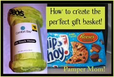 How to Create the Perfect Gift Basket from Dollar General to Pamper mom. #MothersDay #DIY