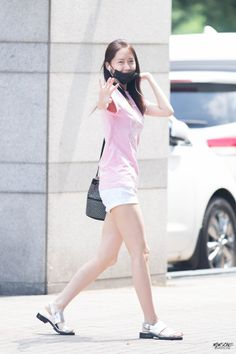 SNSD : Yoona * 윤아 * : @ Airport