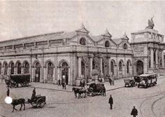 Brussel Zuid start 20th Century