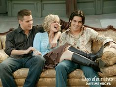 Days Phillip, Belle and Shawn D