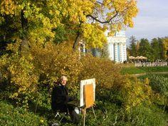 Екатерининский парк. Царское Село. 2009