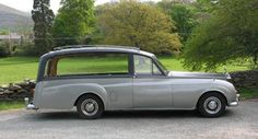 1956 Rolls-Royce Silver Cloud I Hearse by Simpson and Slater