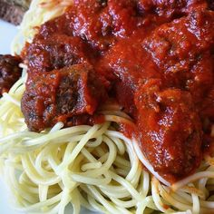You just can't lose with a classic. #yyc #food #yycfood #spaghetti #classic #comfort