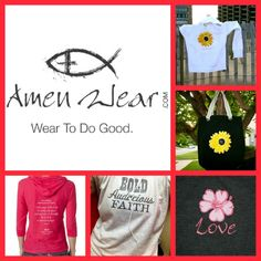 Wear To Do Good This Christmas Season!