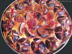 Fig & Almond Tart - Meilleur du Chef