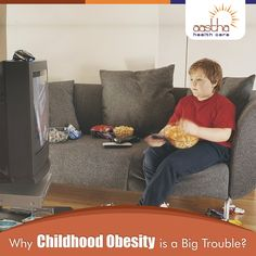 Childhood obesity is particularly troubling because the extra pounds often start children on the path to health problems that were once confined to adults, such as diabetes, high blood pressure and high cholesterol. Childhood obesity can also lead to poor self-esteem and depression. Visit us: www.aasthahealthcare.com #Childhood #Obesity #Cholesterol #Children #Obese #BariatricSurgery #Diabetes #Health #problems