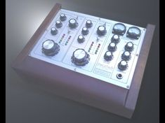 Dj Gear, Dj Booth, Audio Sound, Mixers, Audiophile, Rotary, Tech, Vintage, Music