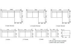 Best Standard Sofa Sizes Google Search Room For Living Sofa Dimension Ottoman Sofa Sofa Seats 400 x 300