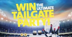 Enter for a chance to win a football tailgate party for you and 19 friends at www.riunitetailgate.com #RiuniteTailgate