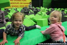 Toddler Time at Launch Trampoline Park Hartford, CT. Every Friday 10:30-12:30; only $10/child and an accompanying parent or guardian gets to jump for free with them! www.LaunchCT.com