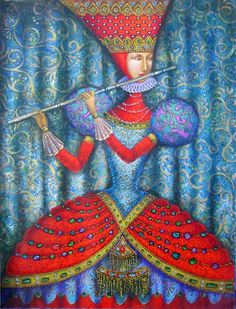 Sergey Ivchenko   Russian Abstract Expressionist painter   Tutt'Art@
