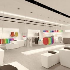 "Analysing shoppers' brains waves will  lead to ""a new era of shop lighting"""