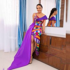 2019 is certainly the year of great creativity from Nigerian fashion designers, Ladies, your daily dose of ankara styles are in this post, scroll below and Kente Styles, Latest Ankara Styles, Latest African Fashion Dresses, African Print Dresses, African Print Fashion, African Dress, Modern African Fashion, African Traditional Wedding Dress, African Wedding Dress