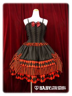 Alice and the Pirates - JSK - Queen Elise JSK /// ¥23,940 /// Bust:  82-100 Waist:  66-84 Length:  94