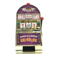 Fruit Slot Machine Moneybox