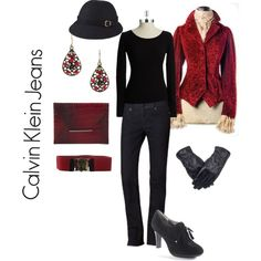 """""""Put it on. Take it off. Show us your Calvins.: Calvin Klein Contest Entry"""" by maria-kuroshchepova on Polyvore"""