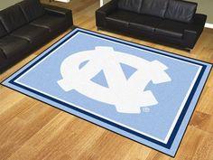 UNC - Chapel Hill 8'x10' Rug