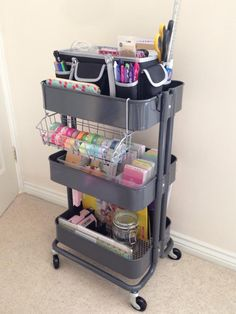 1000 images about r skog cart on pinterest ikea for Ikea luggage cart