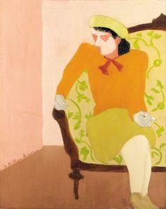 Tirca (1944) by Milton Avery (mutualart)