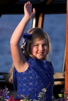 Catharina-Amalia, Princess of Orange | Meet The Royal Baby's Future BFFs