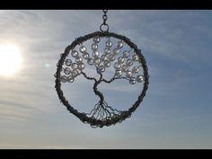 ▶ Tree of Life Sun Catcher Tutorial - YouTube