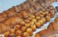 We serve a range of pastries