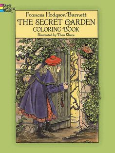 Coloring Book Secret Garden Inspirational the Secret Garden Coloring Book by Brian Doherty Secret Garden Coloring Book, Secret Garden Book, Anatomy Coloring Book, Coloring Books, Coloring Pages, Colorful Garden, Adult Coloring, Childrens Books, Beautiful