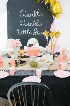 fiesta de un añito inspirada en little star