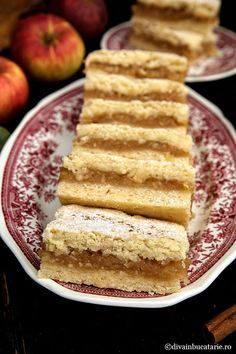 Sweets Recipes, Cake Recipes, Vegan Recipes, Cooking Recipes, Shortbread, Sweet Bar, Tasty, Yummy Food, Vegan Cake