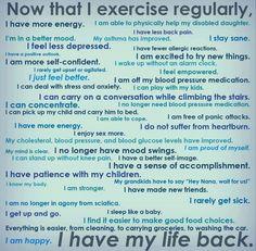 The many benefits of exercise Regular Exercise, Exercise Motivation,  Fitness Motivation Quotes, Exercise
