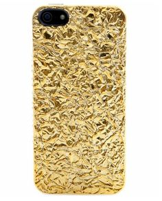 Marc by Marc Jacobs Foil Covered iPhone 5 Case